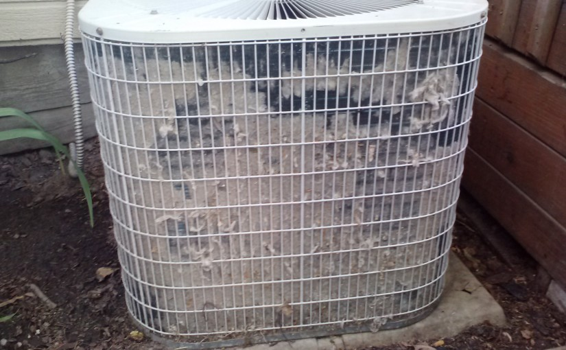 Air Condenser Coil : Higher air conditioning bills check your condenser coils